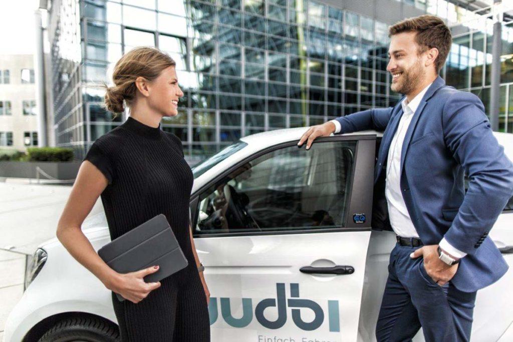 Digitales Carsharing im b2b-Bereich