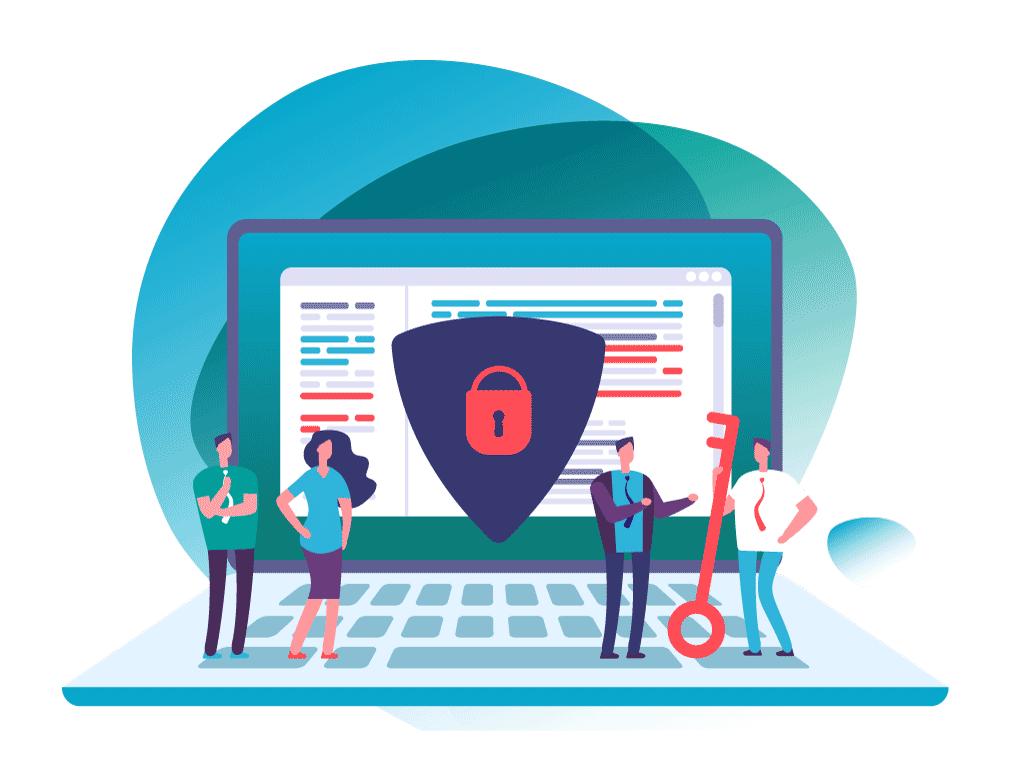 Privacy Shield - Symbolbild