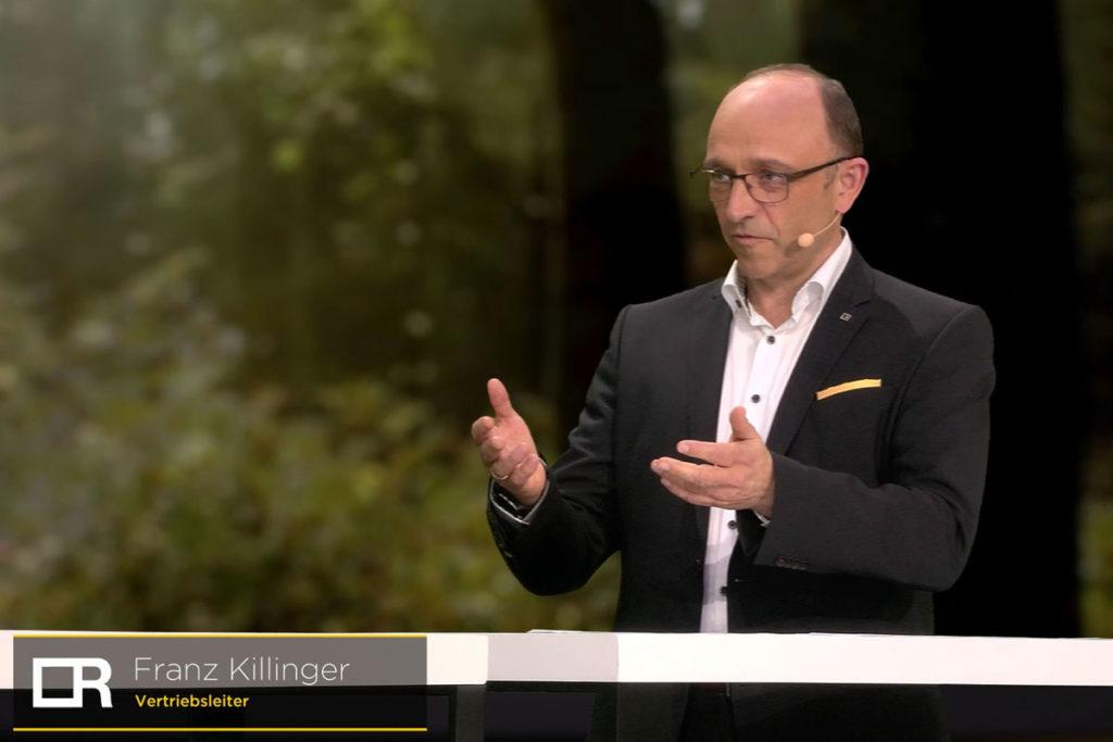 Digitale Messe - Franz Killinger